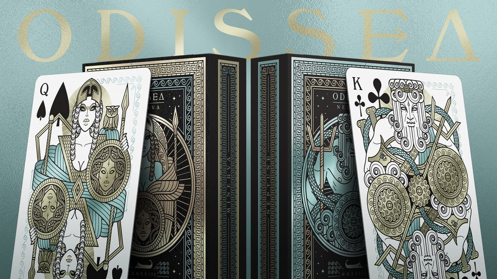 Odissea Playing Cards