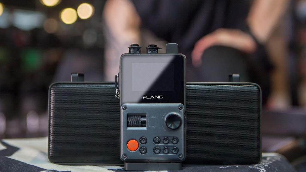 Flang HiFi Player & Dock Speaker project video thumbnail