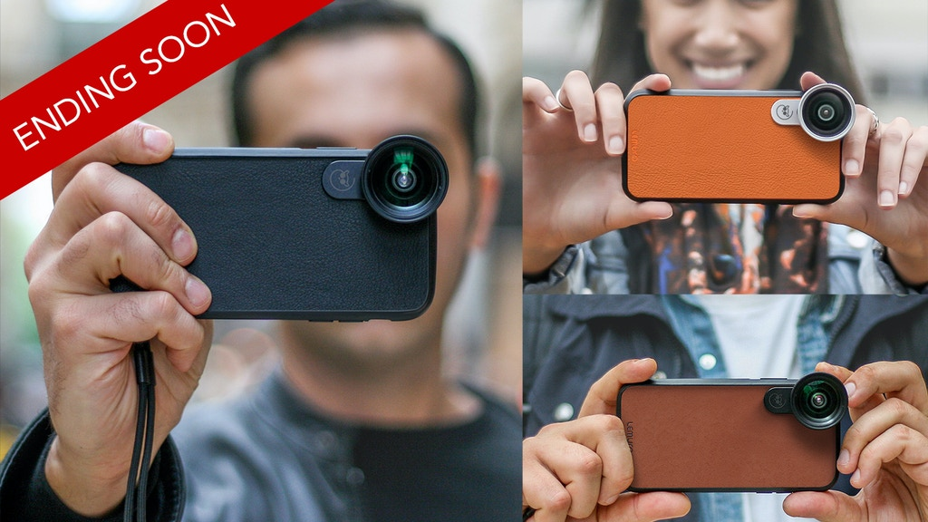 LEMURO: Transform Your Smartphone Into A Powerful Camera project video thumbnail