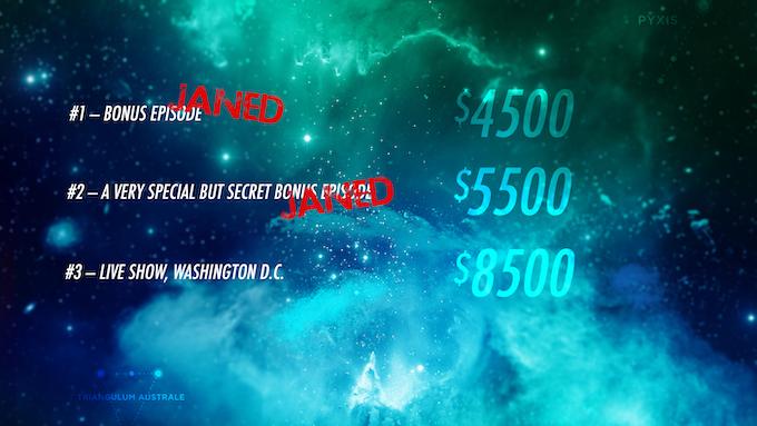 Super secret bonus episode UNLOCKED!