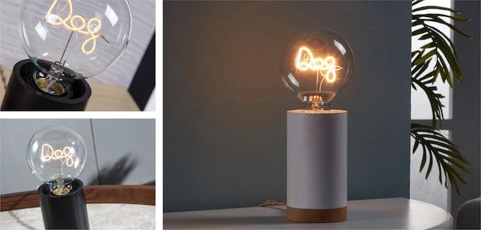 Dog LED Bulb