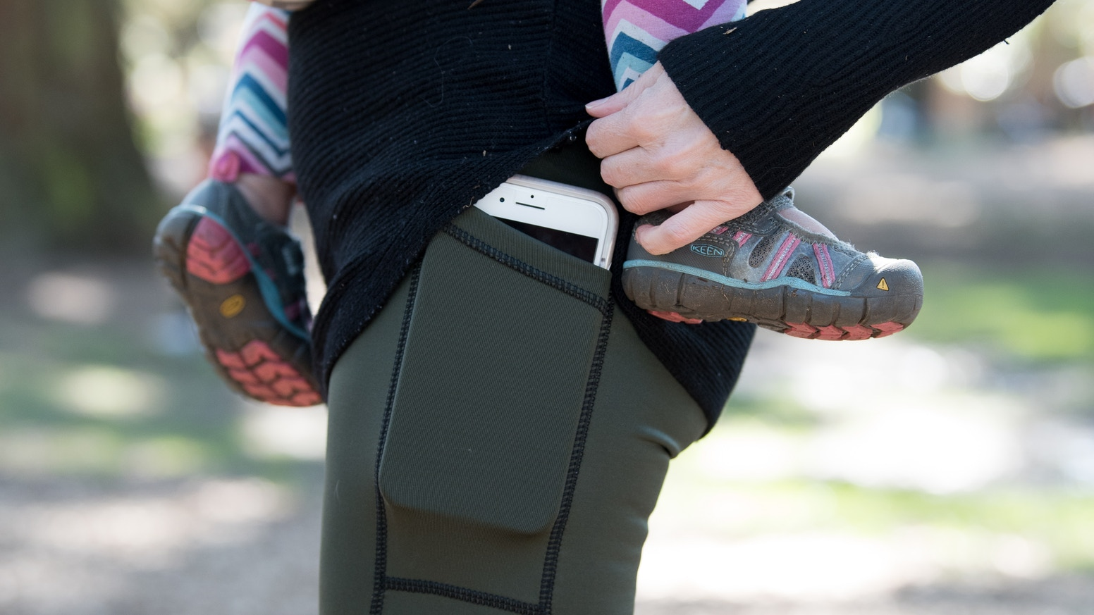 eda30e73d9d4f Hands-free leggings for the mom-life (and beyond) by Dana Inouye ...