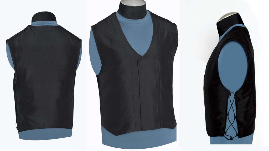 Fashionably Cool: The Cold Shoulder 2.0 Calorie-Burning Vest project video thumbnail