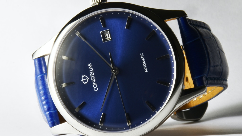 Constellar Epoch - Automatic Watches. Unrivalled Prices