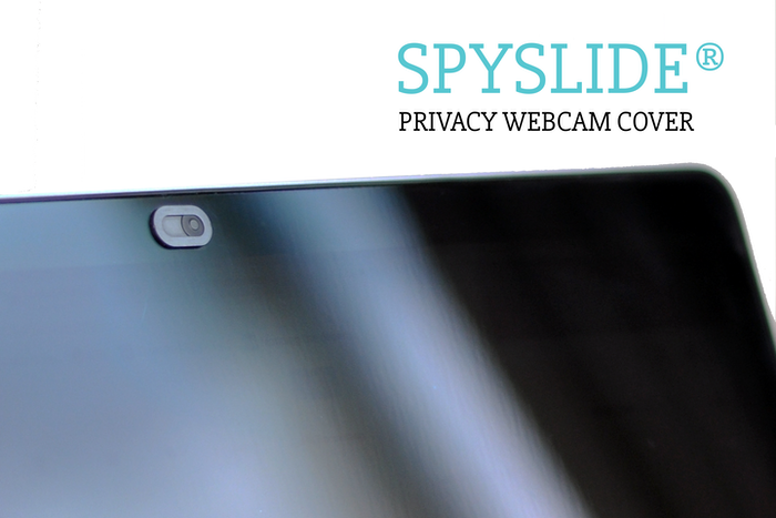 The Spyslide®: World's Thinnest (0.6mm), Most Beautiful, and Practical Webcam Cover!
