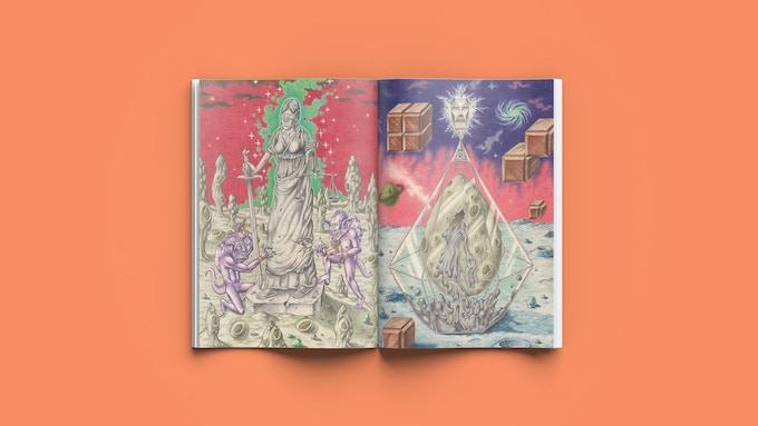 Illustrations by Davor Gromilović