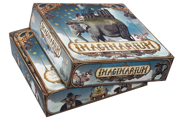 The Imaginarium box.