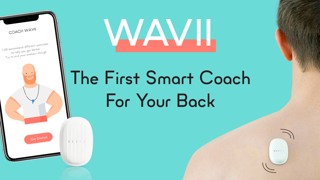 Wavii - The First Smart Coach For Your Posture