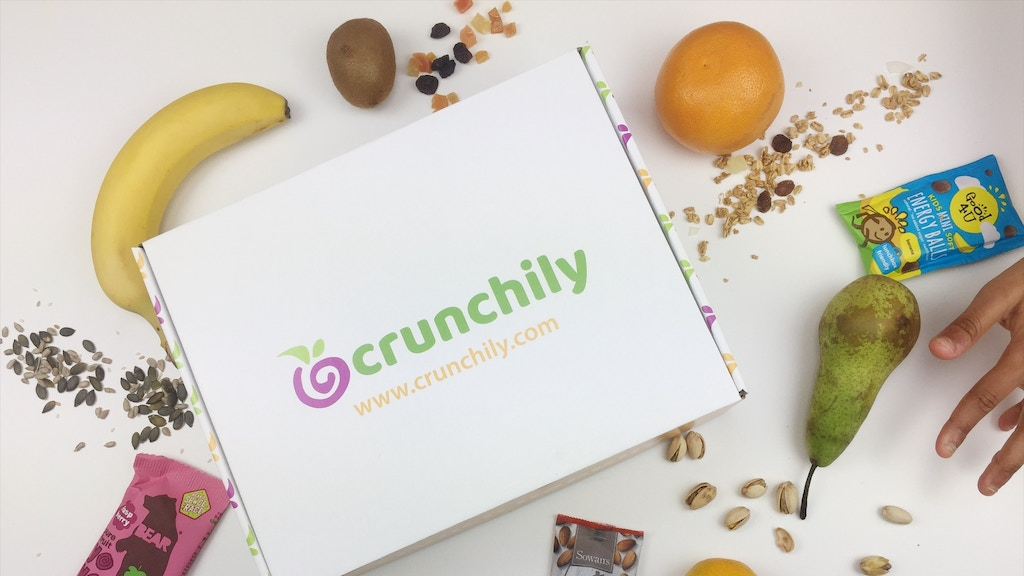 The Healthy Snack Subscription Box for Kids