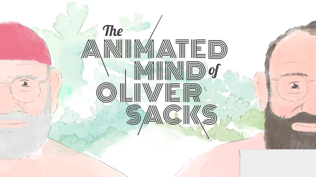 The Animated Mind of Oliver Sacks