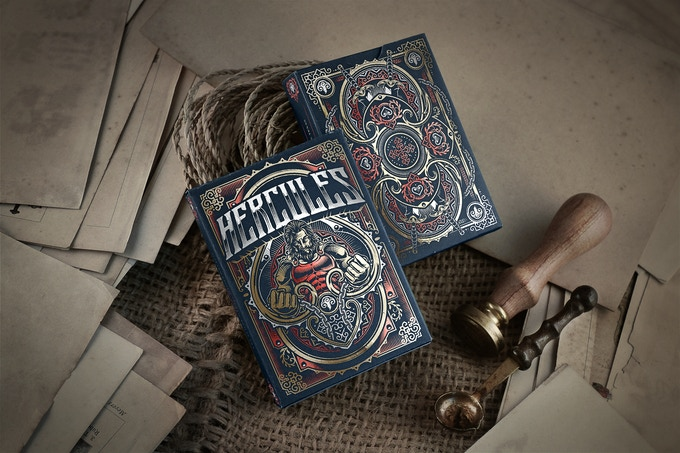 Hercules Limited Edition Deck