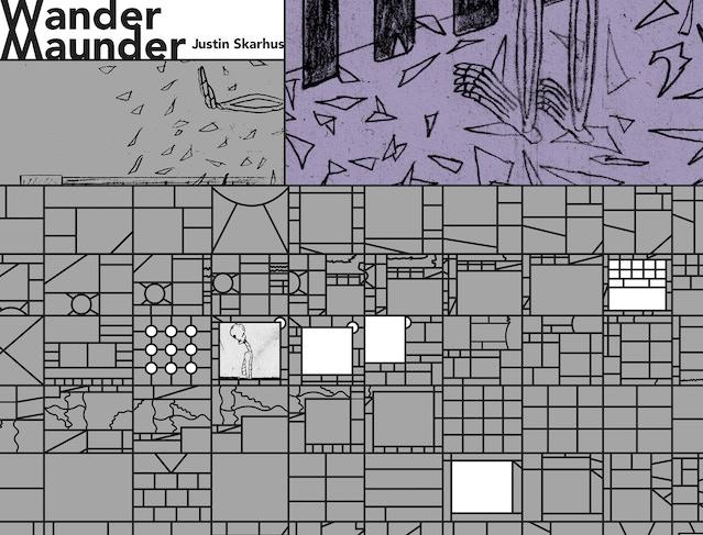 Wander Maunder by Justin Skarhus
