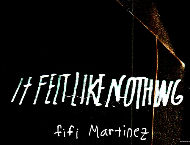 It Felt Like Nothing by Fifi Martinez