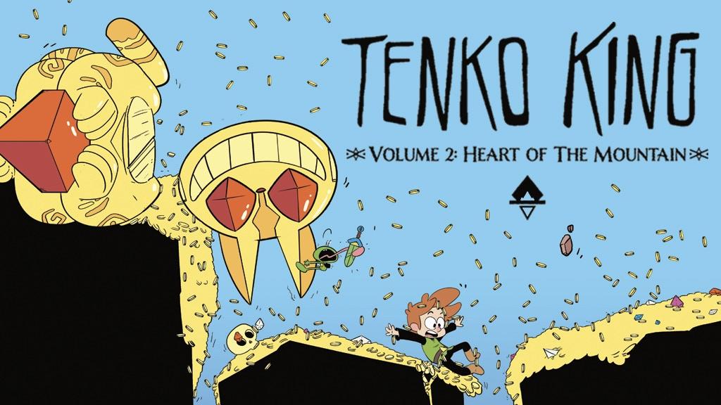Tenko King Volume 2: Heart of the Mountain project video thumbnail