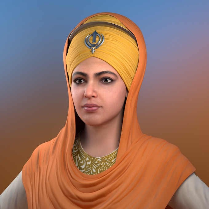 c89dab325 Motherhood  The Journey of Mata Sahib Kaur by Karandeep Singh ...