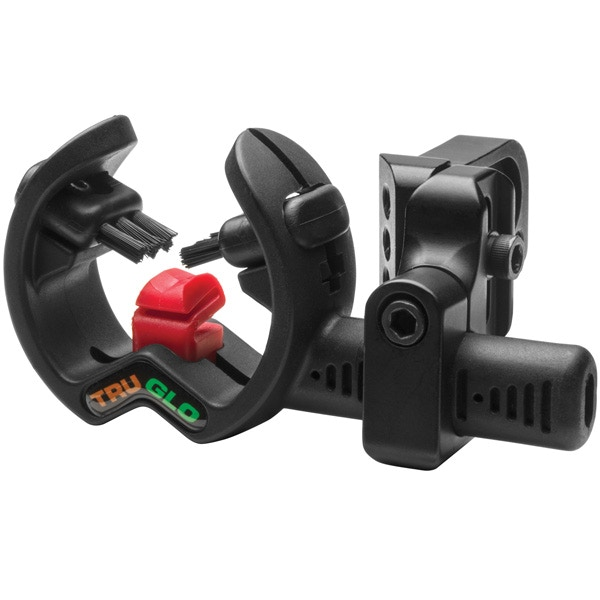 Truglo Storm Capture Arrow Rest Black - ADD $49