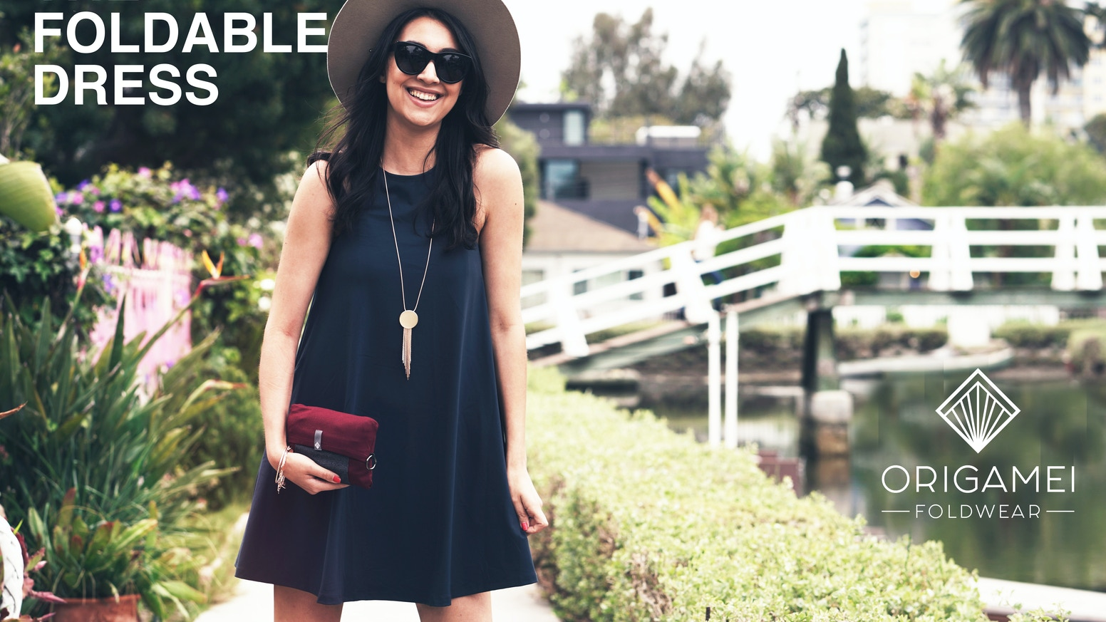 """Foldwear for the Modern On The Go Woman 