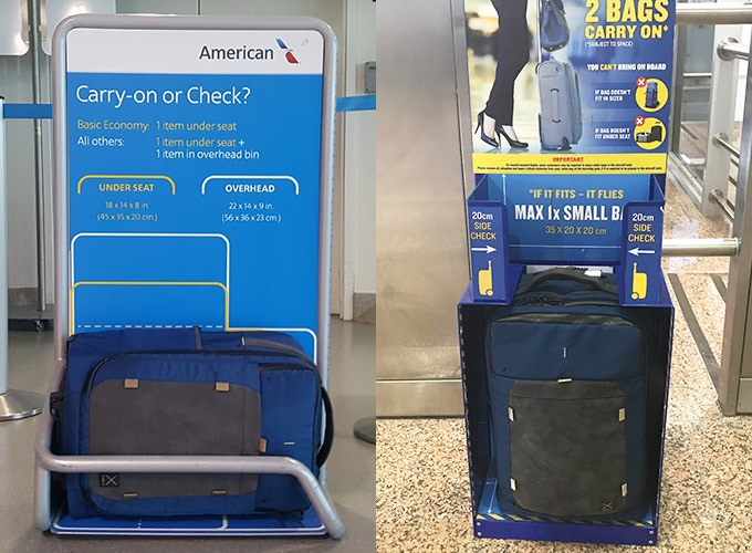 Cabin x one hybrid carry on trolley backpack and day bag for Cabin bag weight limit emirates