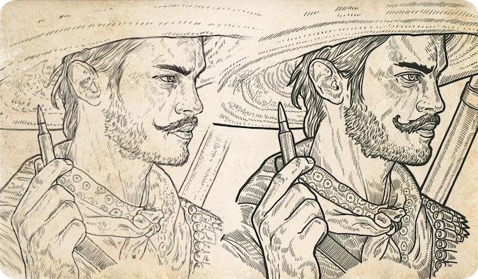 Scan Copy and Digital Art