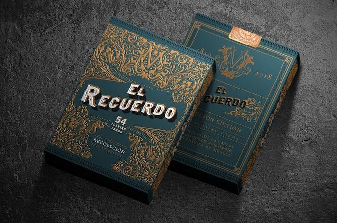 Revolucion Edition El Recuerdo Cards Box