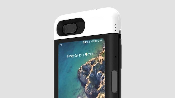 44cc8efbcf7f84 Eye - Smart Android Case for iPhone by ESTI Inc. — Kickstarter