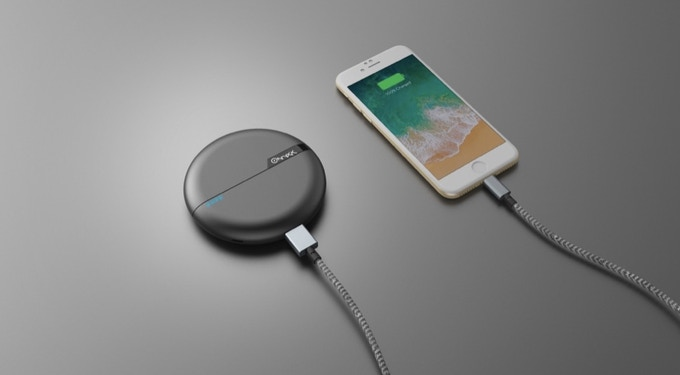 Onyxx is also classic-wired power bank