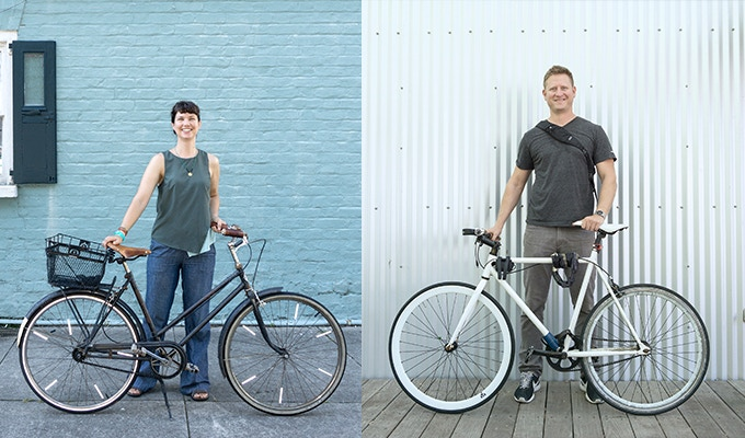 Distil Union is Lindsay Windham and Nate Justiss, a design duo in Charleston, SC