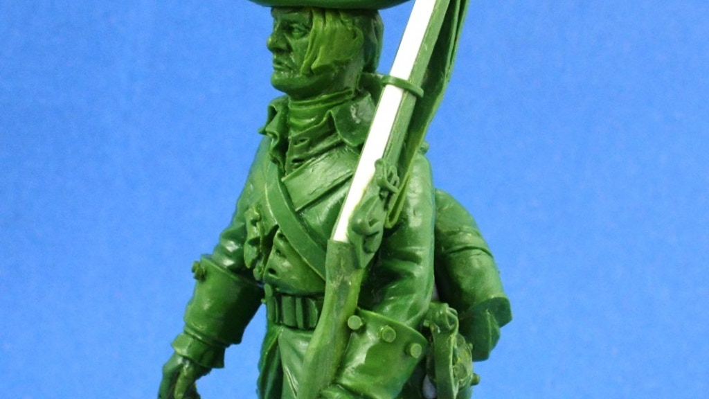 Project image for ebor miniatures 28mm Seven Years War French Infantry