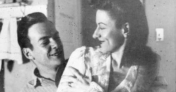 Feynman & Arline