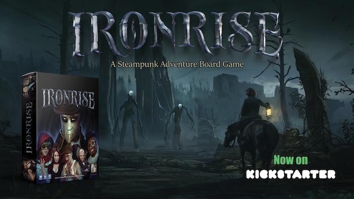 Pledge to Ironrise now!