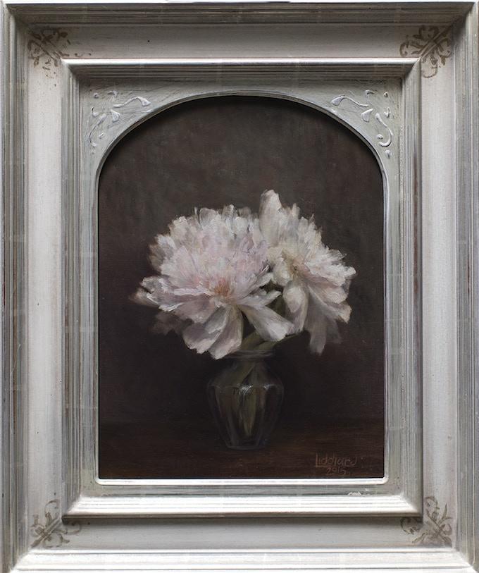 Floral still life by Katie Liddiard