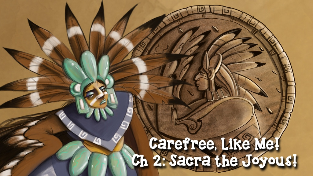 Carefree, Like Me! Chapter 2 - A Children's Adventure! project video thumbnail