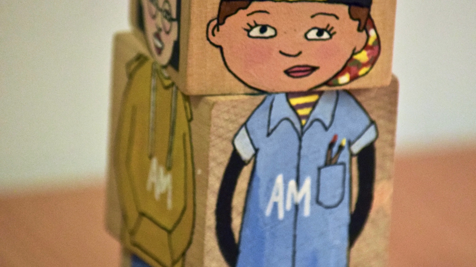 All American Wood Blocks By Hope Montgomery Kickstarter