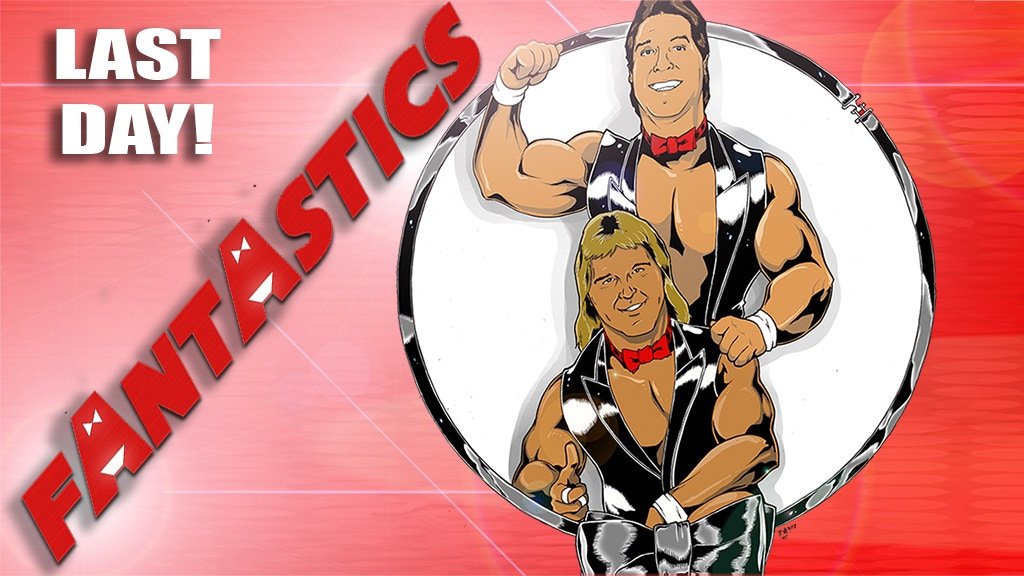 Bobby Fulton & The Fantastics - 80's Wrestling Personified! project video thumbnail