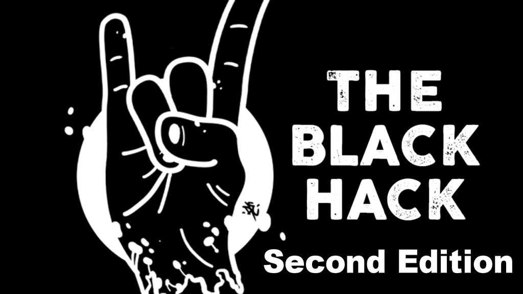 The Black Hack RPG Second Edition project video thumbnail