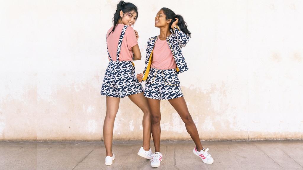 GOOD KRAMA - Fashion that tracks your eco impact. project video thumbnail