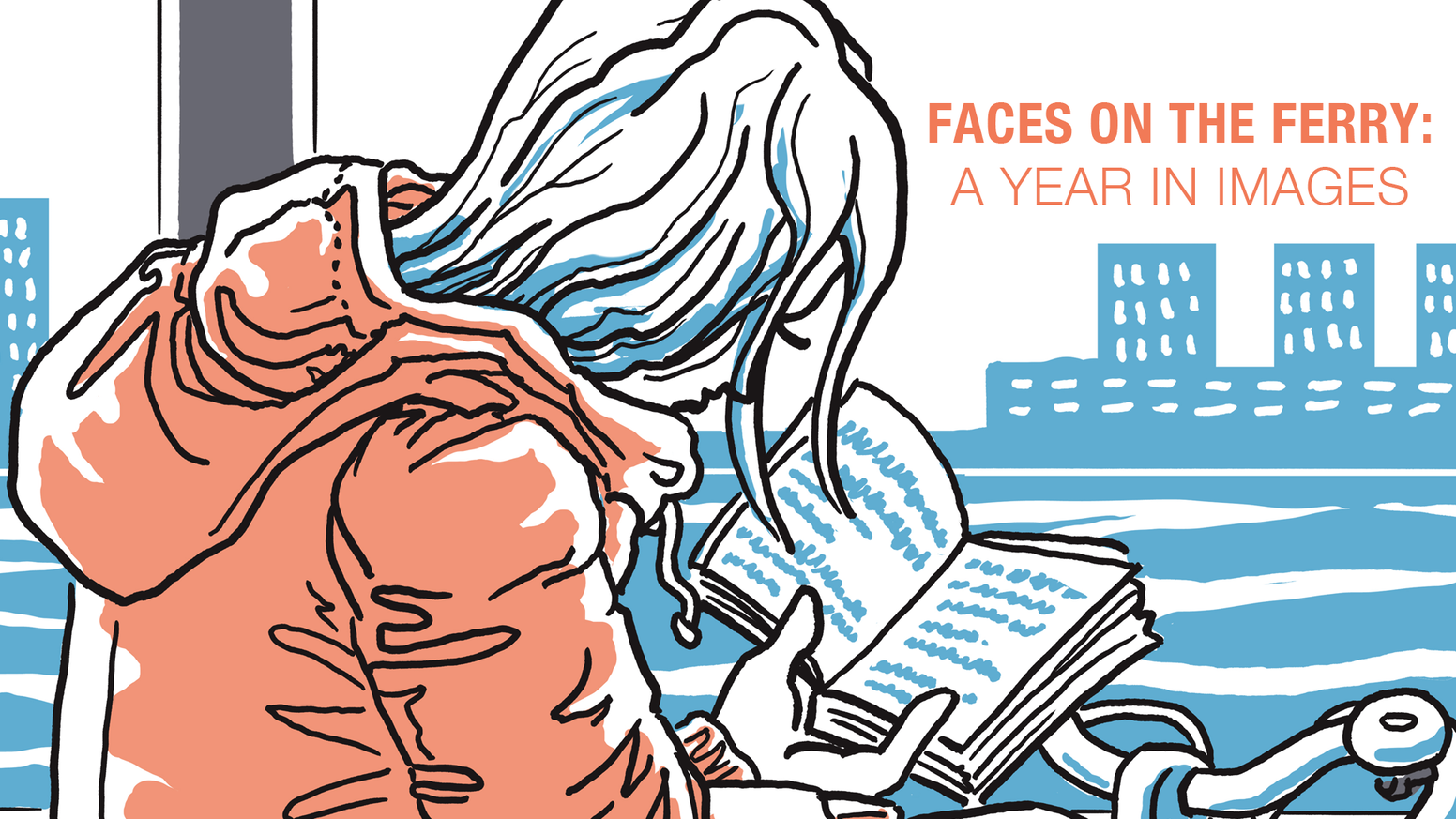 Faces on the Ferry: A Year in Images by Rachelle Meyer » Updates