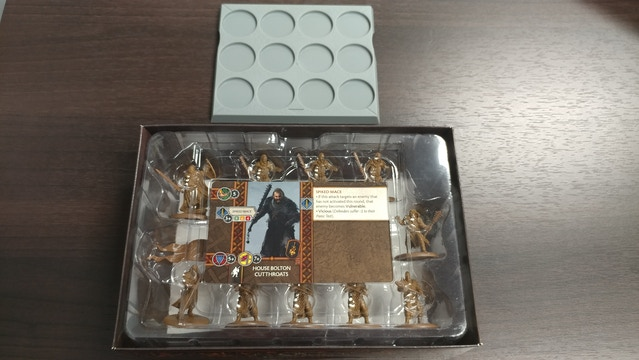 A Song Of Ice & Fire: Tabletop Miniatures Game By CMON