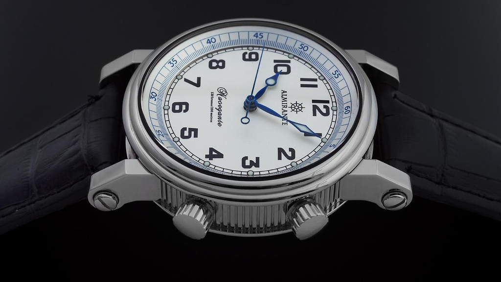 ALMIRANTE Navegante 120 brazas... a new kind of Marine Watch project video thumbnail
