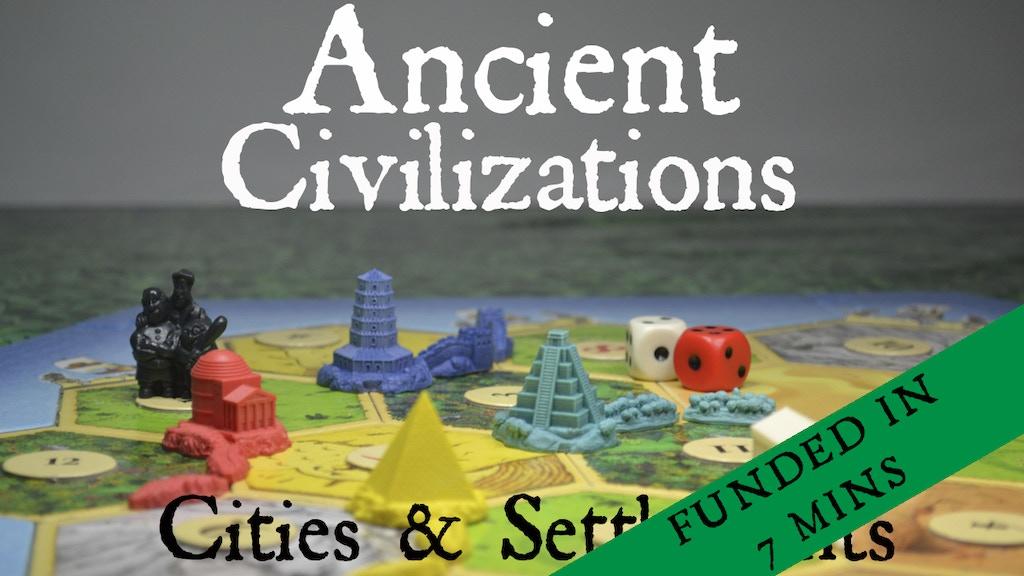 Ancient Civilizations; Cities & Settlements Reprint project video thumbnail