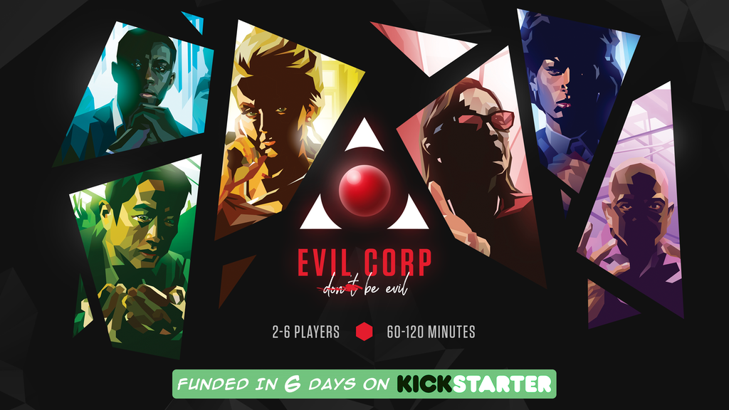 Evil Corp: A Boardgame of Evil Billionaires project video thumbnail