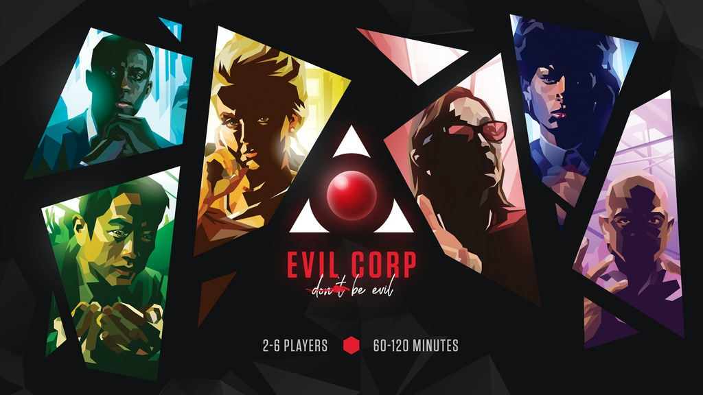 Evil Corp: A Boardgame of Internet Billionaires