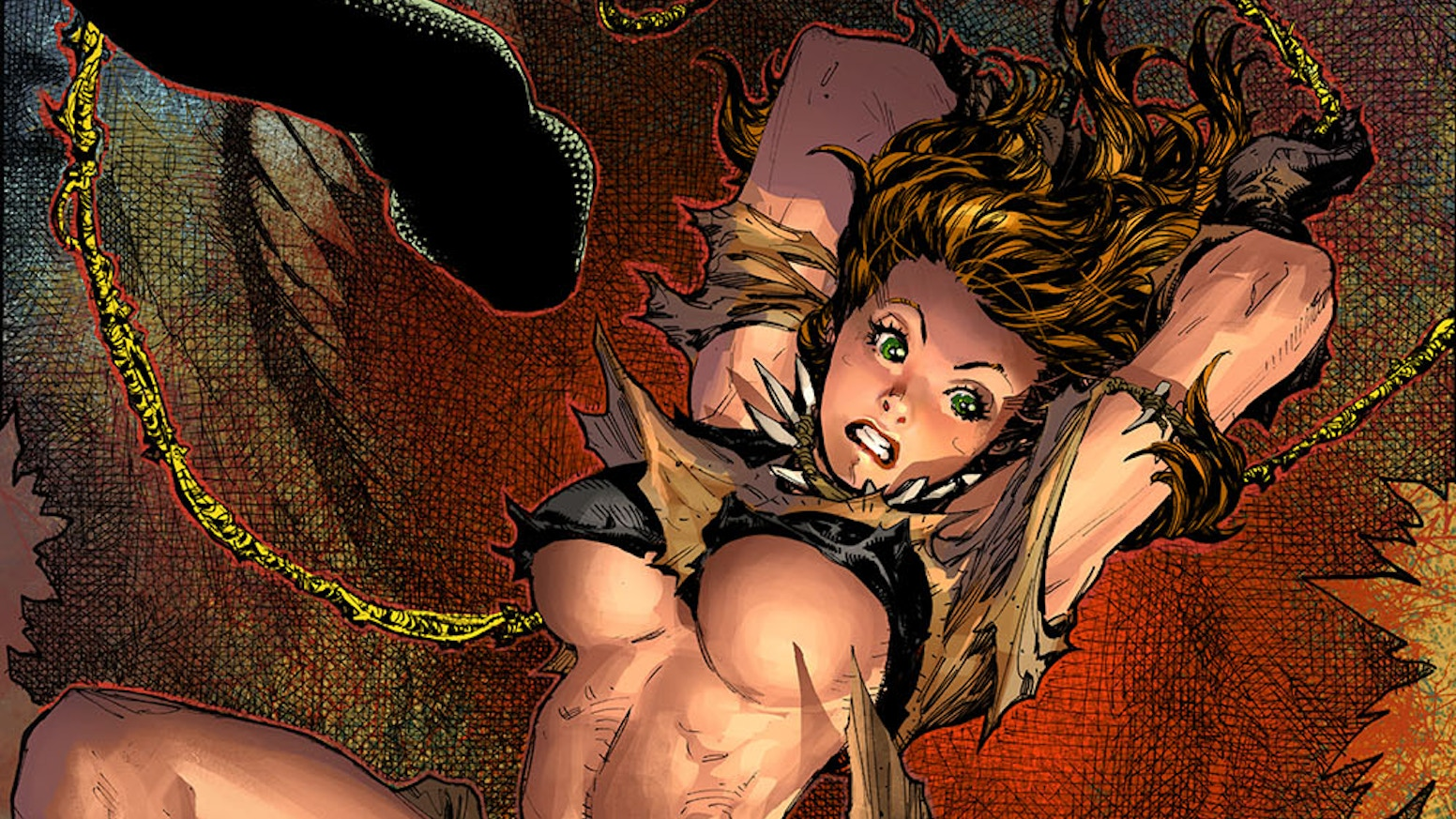 SAVAGE EVE #3 By Counterpoint Comics