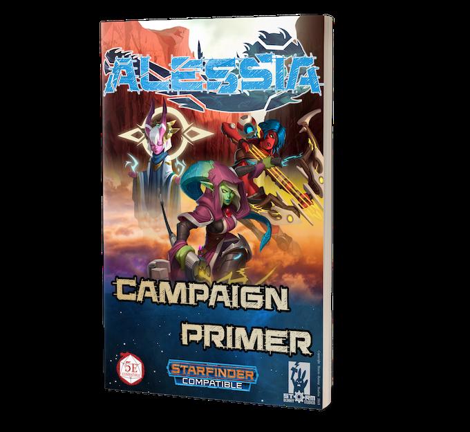 Mockup image of the Campaign Primer