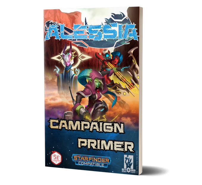 Mockup image of the Campaign Primer
