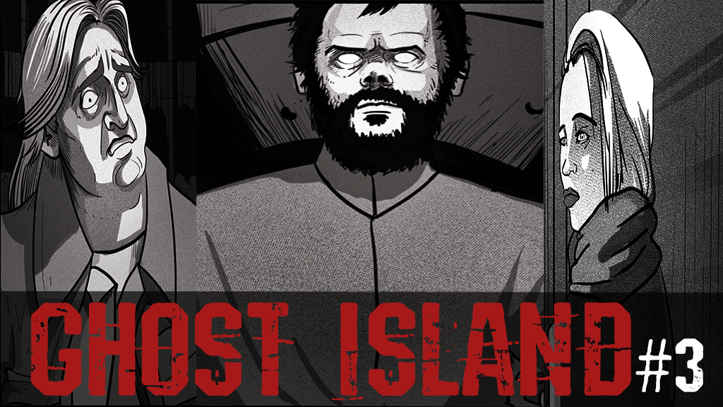 Ghost Island #1-#3 A Supernatural Horror Series project video thumbnail