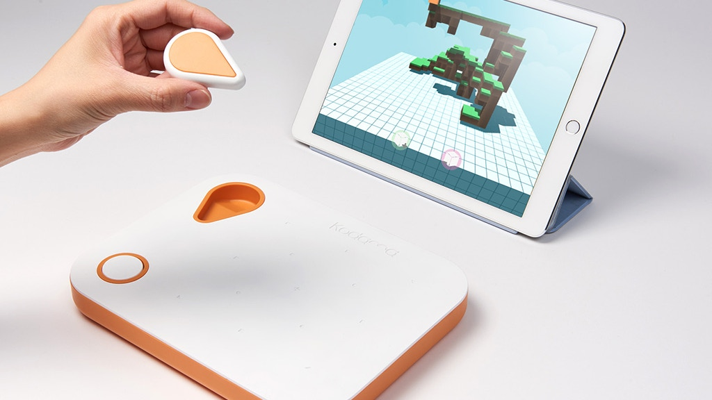 Kodama 3DGo: 3D creation made child's play (Canceled)