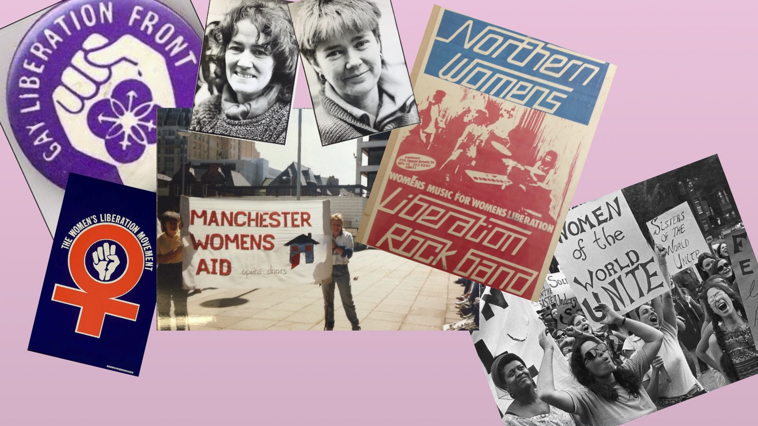 A short documentary charting the last 50 years of Manchester's LGBTQ history through the personal story of two incredible women.