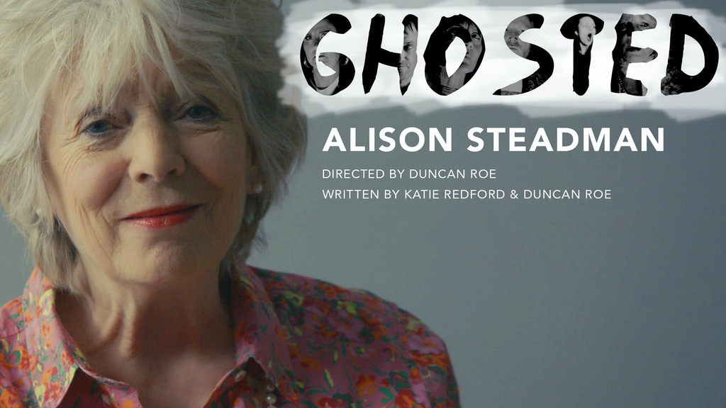 Ghosted | A short comedy starring Alison Steadman project video thumbnail
