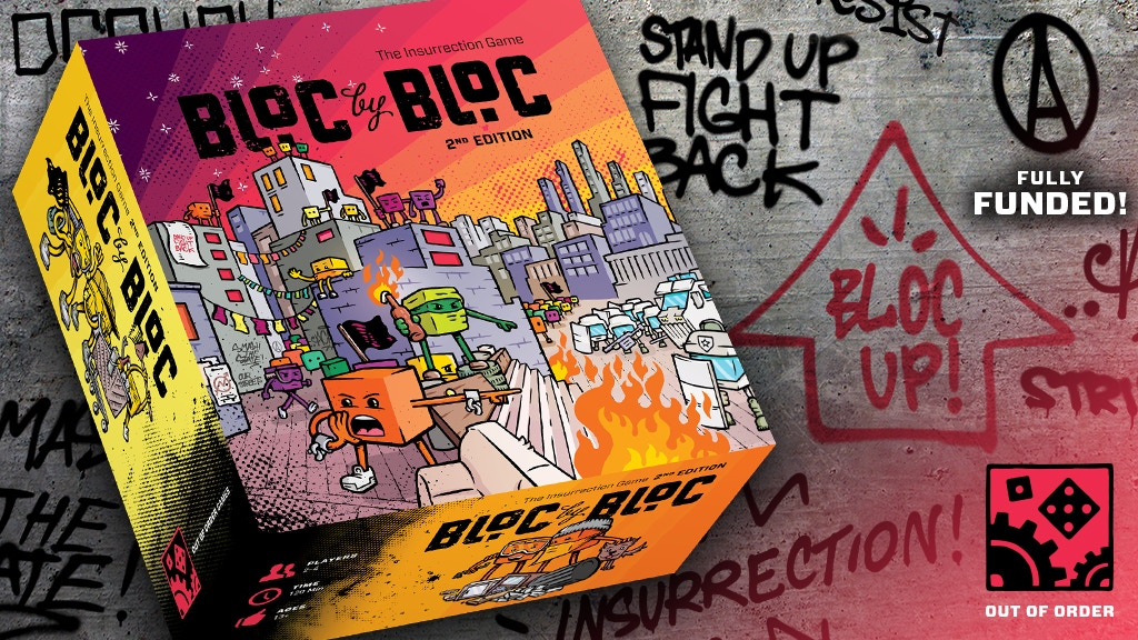 Bloc by Bloc 2nd edition project video thumbnail